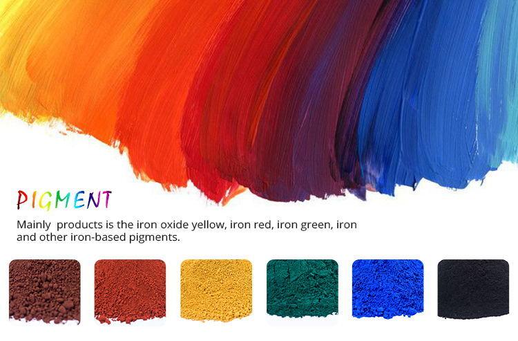 Cement Colorant Pigment Iron Oxide Yellow - Buy Cement Colorant ...