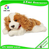 2016 Hot Sale EN71 and ASTM cute Safety high quality plush cattle dog toy