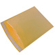 custom made office printed opaque kraft paper paddeda 4 size envelopes with poly bubble