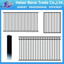 Fencing,Trellis&Gates Type and Iron Metal Type steel fence / Aluminum fence