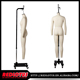 Tailoring garment fabric mannequin women full body with leg dummy dress form model standing