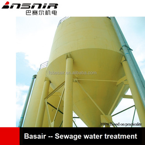 water saving Porvoo tower of sewage Water Treatment recycle system for mines/ceramic industry