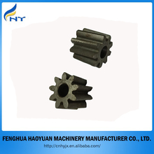 small hot selling cylindrical gear helical spur gear