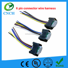 6 Pin Connector Wire Harness, 6 Pin Connector Wire Harness ...  Pin Wire Harness on 6 pin throttle body, 6 pin transformer, 6 pin wiring diagram, 6 pin voltage regulator, 6 pin cable, 6 pin housing, 6 pin power supply, 6 pin power cord, wiring harness, 6 pin ignition switch, 6 pin wire plug,