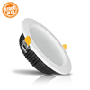 AC220-240v CCT energy efficient movable downlights