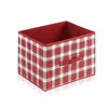 Non-Woven fabric soft storage organizer stacking storage container