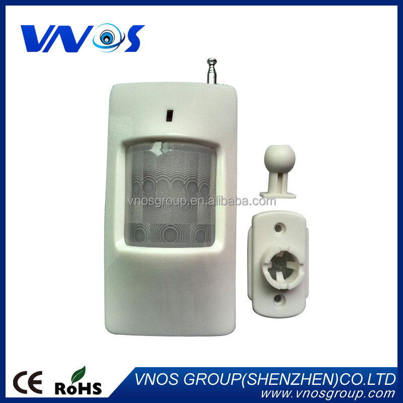 Quality professional wireless gsm pir outdoor motion detector