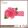 Ribbon fashion flower pins hairpins for hair decoration