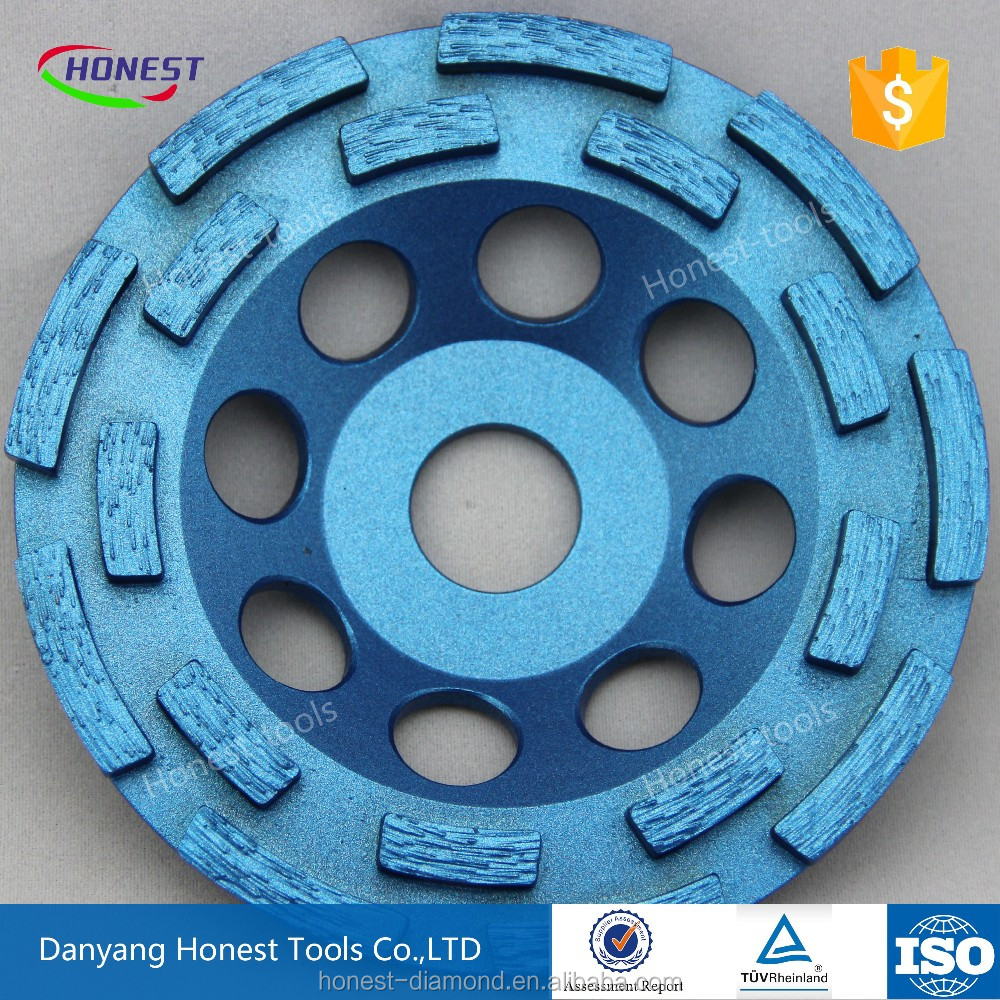 All kinds size diamond cutting off cup wheels