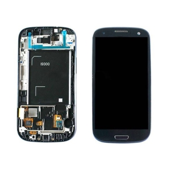 OEM lcd screen touch digitizer assembly for samsung gt-i9300 , for samsung galaxy s3 i9300 lcd touch screen replacement