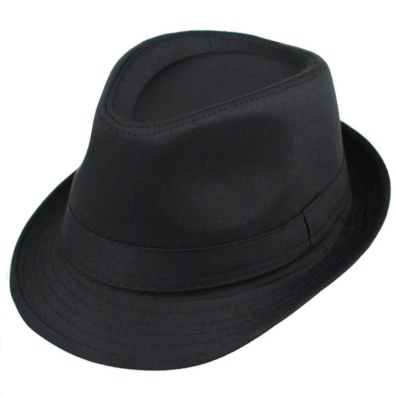 48871b73326157 Get Quotations · B dressy British vintage hats men's jazz hat gentleman's  hat ladies' hats Korean wave dance