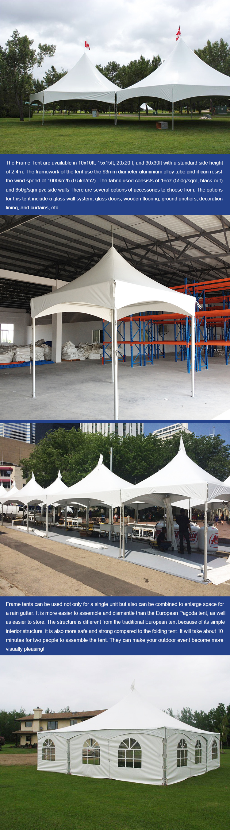 COSCO reliable frame tents for sale anti-mosquito