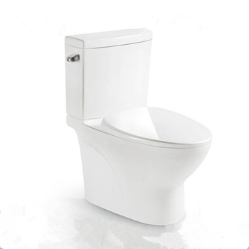 bathroom water closet commode siphonic elongated toliet bowl view
