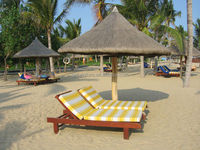 Outdoor Chairs Outdoor Daybed Wooden Sun Loungers - Buy Outdoor ...