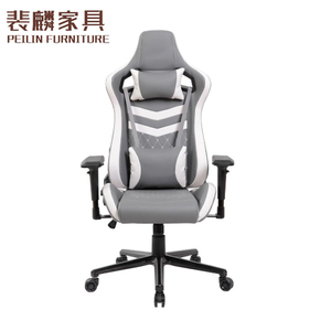Heated high back king chair office computer chair vedio gaming chair cheap for gamer 2018