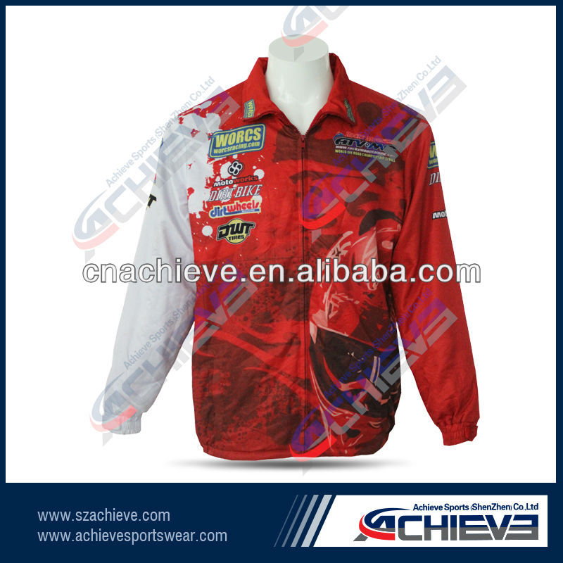 2014 newest designs Custom Electric Heating Jackets