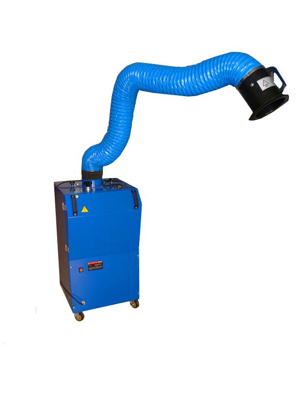 Portable Welding Fume Extractor Mobile Laser Smoke Eater