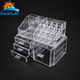 NAXILAI Cheap Clear Acrylic Makeup Organizer Acrylic Makeup Cosmetic Organizer Cosmetic Storage Box For Display
