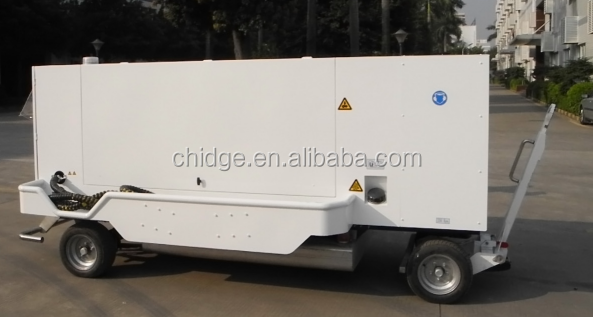 90KVA Aircraft ground power unit for aviation