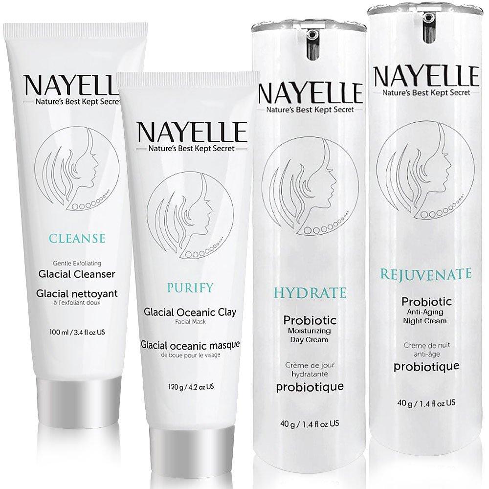 Dr Scheller - Facial Cream Day Care Sensitive Skin Organic Lavender 1.7 oz Cleansing Foam With Olive & Lavender For Face & Eyes 6.8oz