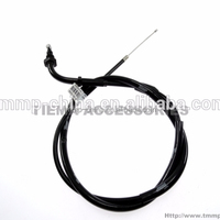 China Supplier Tmmp Italika Ft150 Motorcycle Throttle Cable With Good Quality