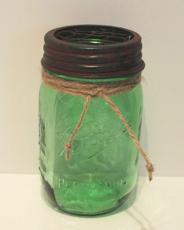 Glory u0026 Grace Green Ball Mason Jar