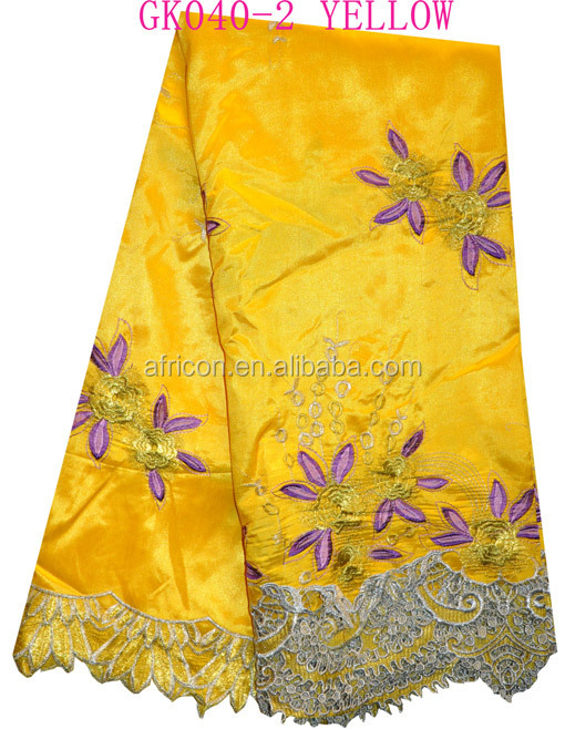 Intorica George African George Wrappers India Raw Silk George ...
