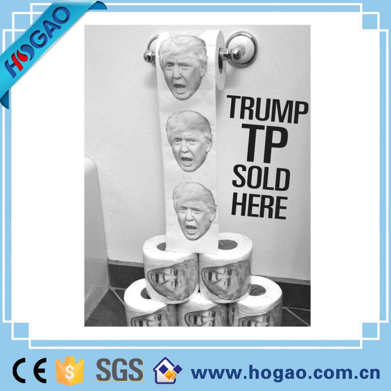 Toilettenpapier Trump