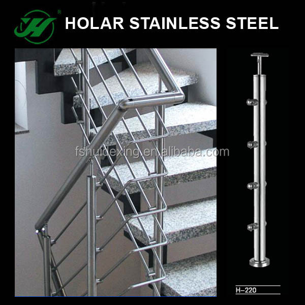 Stainless Steel Stair Decorative Hand Railings, Stainless Steel Stair  Decorative Hand Railings Suppliers And Manufacturers At Alibaba.com