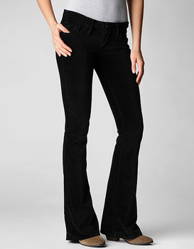 Charlie Velvet Flare Womens Pant - Buy Black Velvet Pants Women ... 1d87c405a