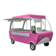special shape kiosks for food custom made juice bar food cart food stall