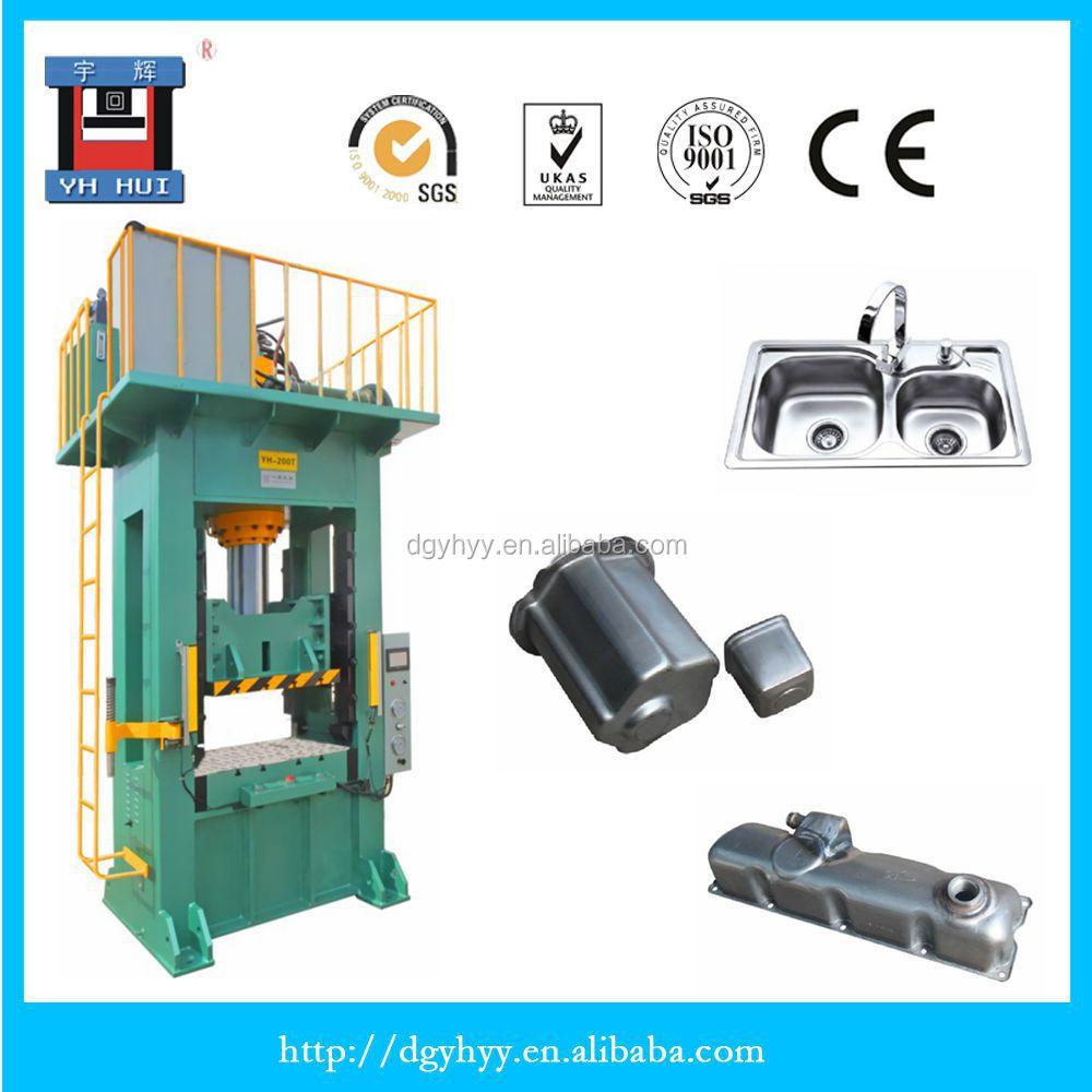 China Professional Hydraulic Automatic Used 800 Ton Power Press ...