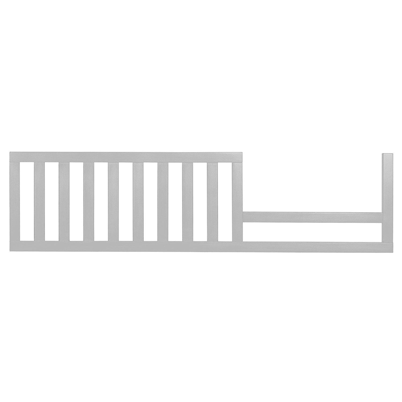 Evolur Convertible Crib Toddler Guard Rail, Dove Grey