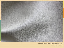 Hot sale and good character fabric pu sofa leather
