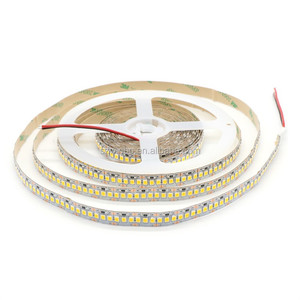 promotion 3 years warranty High lumen super bright output 240 leds/m smd 2835 60/120/240leds/m waterproof led strip light