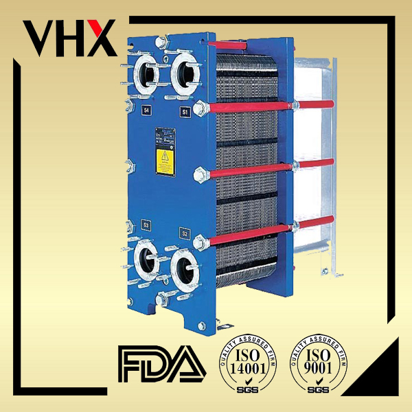 Industrial Plate Cross Flow Heat Exchanger with High Quality on Sale