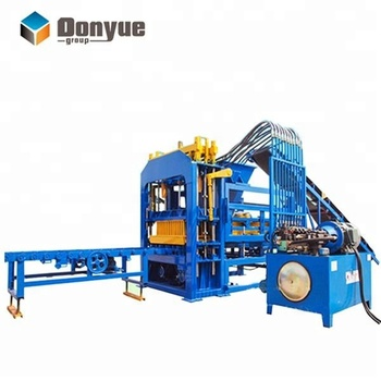 Automatic block machine line QT6-15 industrial ice block making machine block making machine price