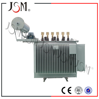power distribution transformer S11M---50~2500KVA/22/11-0 415KV, View oil  transformer, JSM Product Details from Jinshanmen Electrical Co , Ltd  on