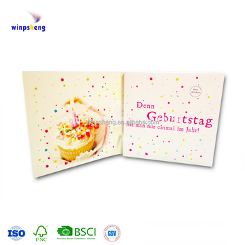 Happy Birthday Wishes Greeting Card Samples