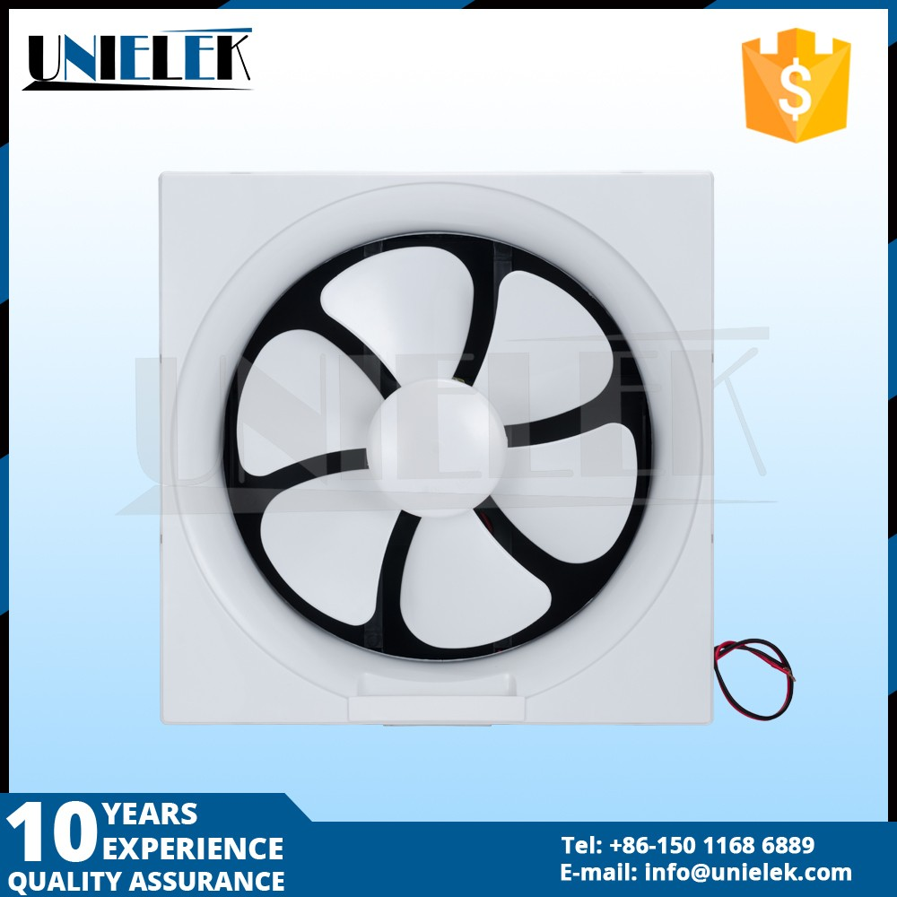 New Type Two Way Portable Kitchen Exhaust Fan 12v Dc Wall Fans Light ...