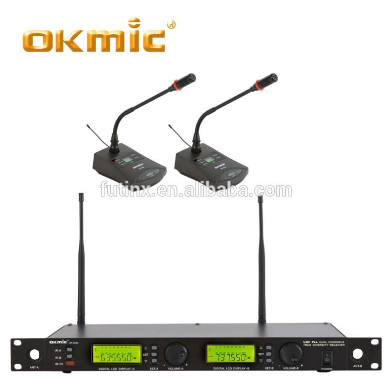 Selling nice looking enping conference wireless microphone home microphone