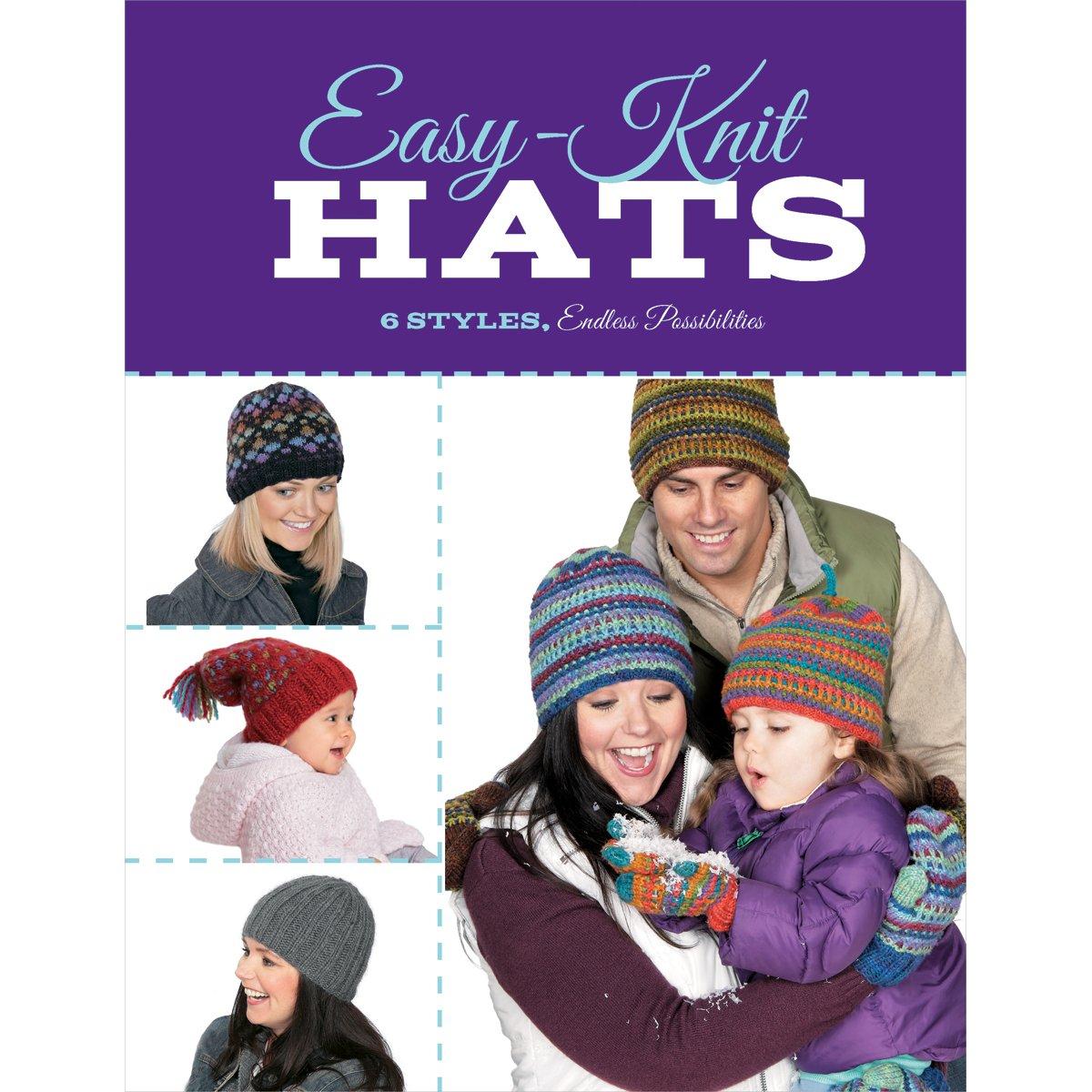 Quayside Publishing Creative Publishing International Easy-Knit Hats