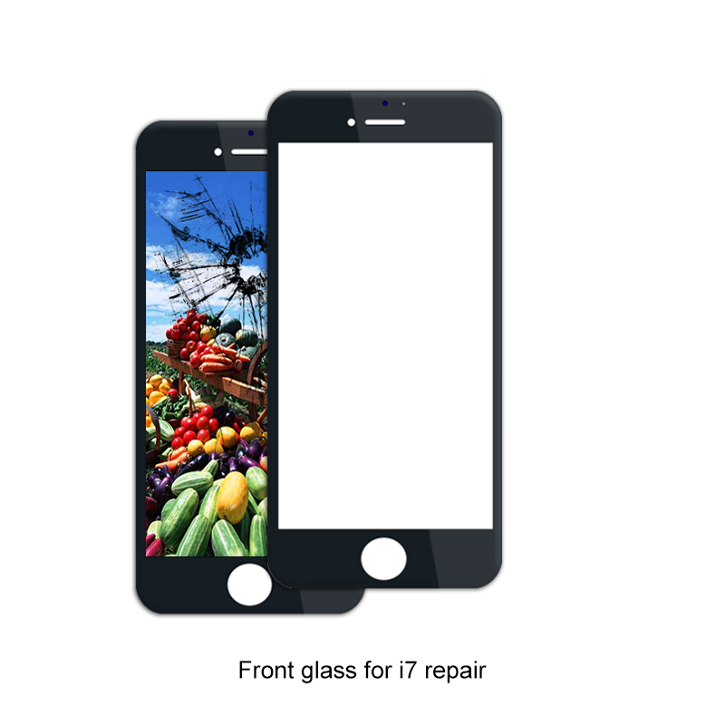 Formike LCD Display Assembly Front Glass For iPhone 7