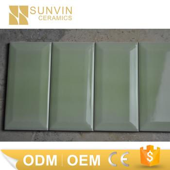 Light Green 155x75mm Subway Tile Hall Wall Tiles Product On Alibaba