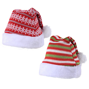 74a1758e2a3 2019 Winter Baby Beanie Hot Selling Boys Girls Christmas Winter Warm Knit  Hat for Kid Infant