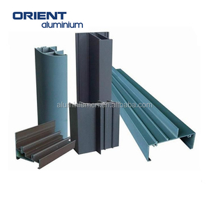 Supply aluminium profile to make doors and windows