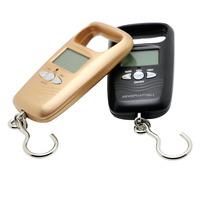 Factory Price 50Kg /5g Digital Hanging Luggage Fishing Pocket Weighing Scales