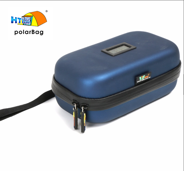 Diabetes tas pen insuline cooler case met temperatuur display