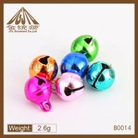 Gold imitation plaing cast brass hand bells for sale