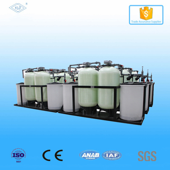 Double Resin Tank 15m3 Hr To 18m3 Hr Resin Water Softener Machine For Cooling Tower Buy Ion Exchange Water Softener Water Softener Water Softener System Product On Alibaba Com